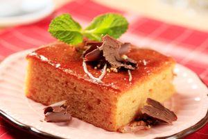 Бесплатные фото пирожное, шоколад, крем, десерт, мята