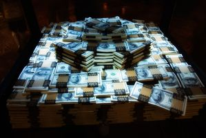 Фото бесплатно Один миллион долларов, деньги, валюта, доллары, баксы