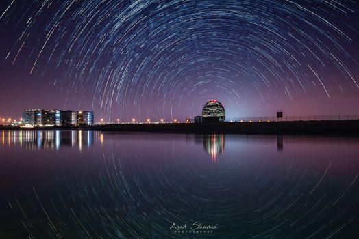 Фото бесплатно абу даби, длительное воздействие, средний восток