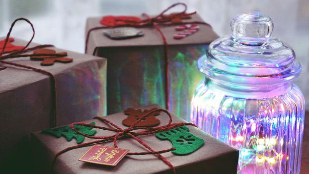 Заставки рождество, дары, подарки, завернутый, оберточная бумага, праздничный, декабрь, спортивное снаряжение, яс, продукт, подарок, бутылка
