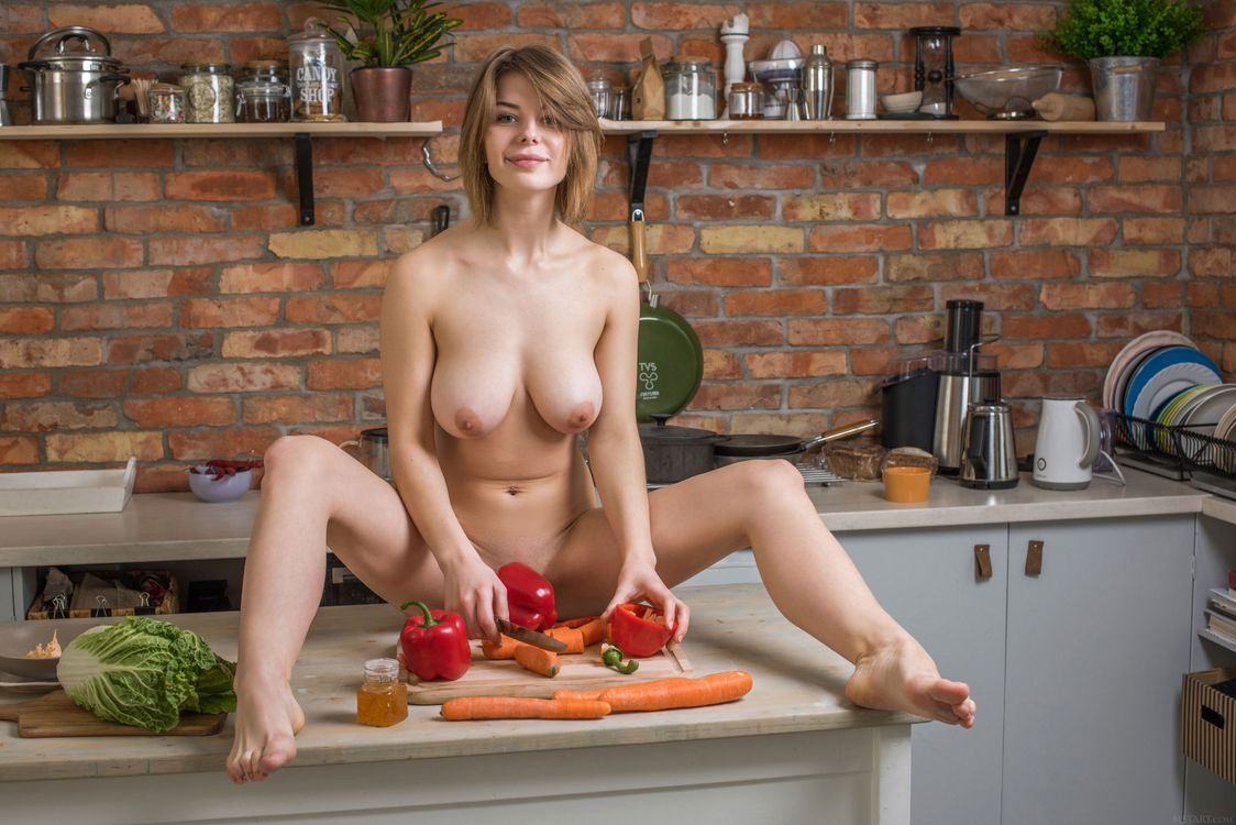 Фото бесплатно поза, Елена, обнаженная девушка - на рабочий стол