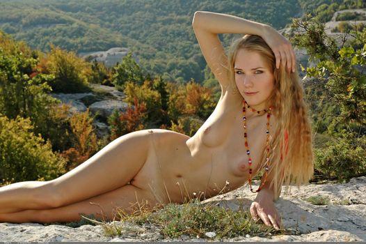Фото бесплатно Влада, подросток, блондинка
