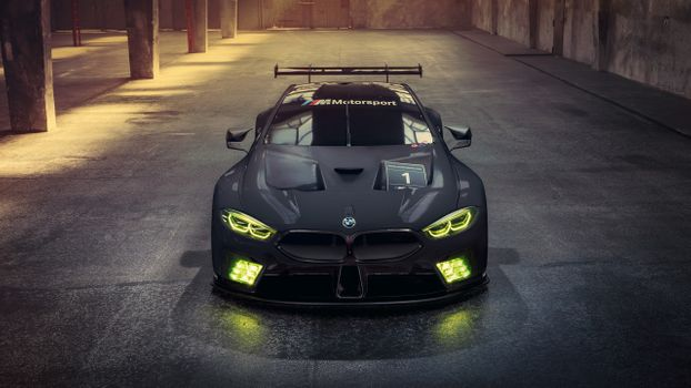 Photo free Bmw M8, Bmw M8 Gte, Bmw