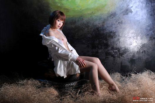 Заставки Фэй Фэй, художник, Азии