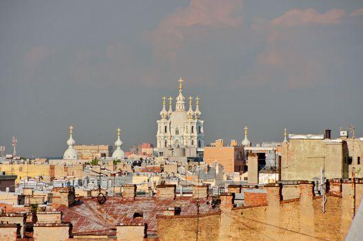 Фото бесплатно St Petersburg, city, town