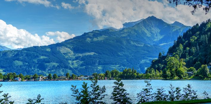 Photo free Lake Zell, Zell am see, Austria