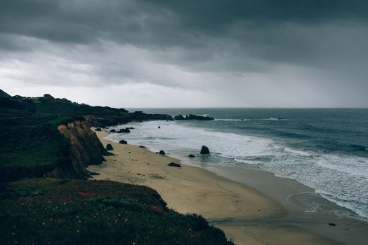 Photo free beach, cloud, sand
