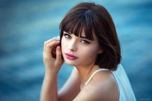 Фото бесплатно женщины, лицо, портрет