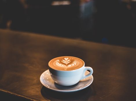 Фото бесплатно тарелка, кофе, латте