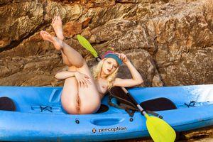 Фото бесплатно Nika N, красотка, голая