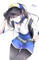 Фото бесплатно аниме, аниме-девчонки, пок-пэн