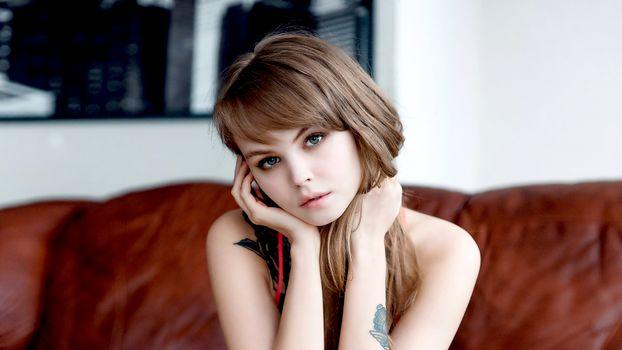 Фото бесплатно Анастасия Щеглова, модель, красивая