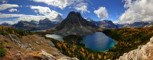 Бесплатные фото Assiniboine Park,Британская Колумбия,Скалистые Горы,озеро,British Columbia,закат,пейзаж