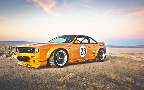 Photo free cars, nissan 240sx, racing