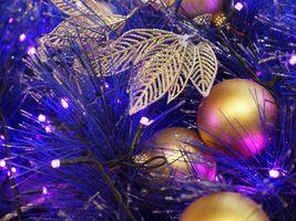 Заставки Счастливое Рождество, праздник, игрушки