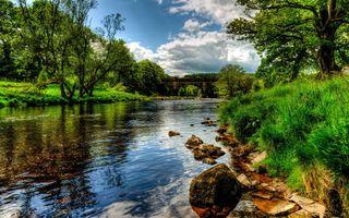 Фото бесплатно пейзаж, природа, UltraHD