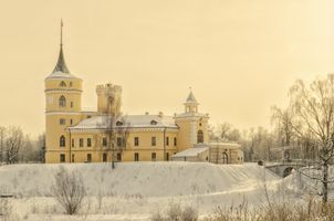 Замок Бип в Павловске 4
