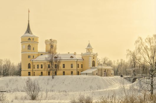 Замок Бип в Павловске 4 · бесплатное фото