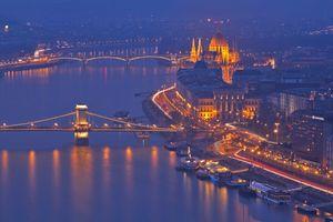 Заставки Будапешт, Венгрия, мосты