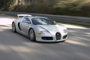 Бесплатные фото автомобиль,bugatti,bugatti veyron,трасса,асфальт,скорость