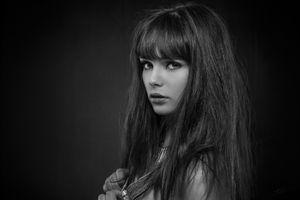 Фото бесплатно молодая, красота, лицо
