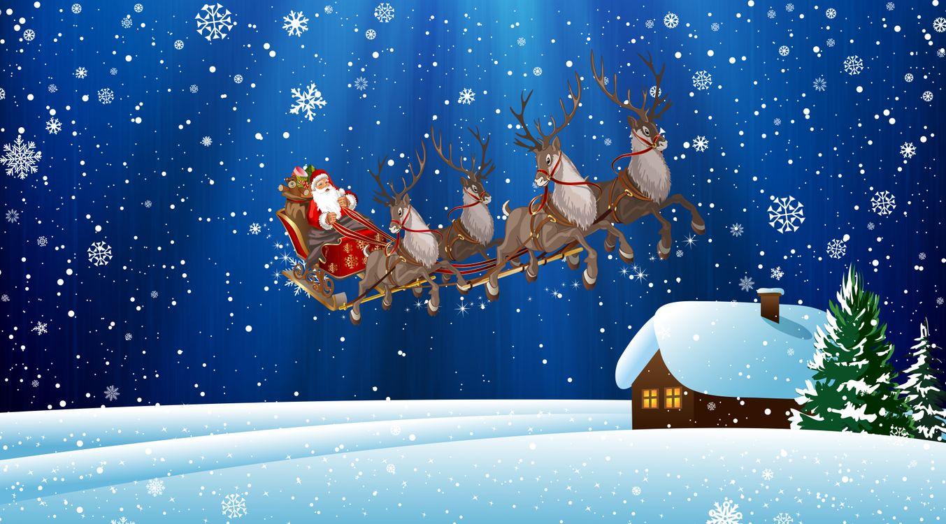 Фото бесплатно Рождественский стиль, новый год, рождественские украшения - на рабочий стол