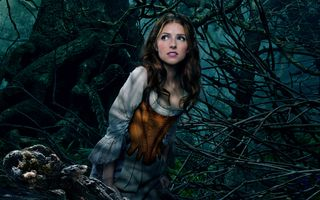 Anna Kendrick in the role of Cinderella · free photo