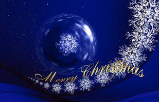 Фото бесплатно новогодняя декорация, новый год, украшения
