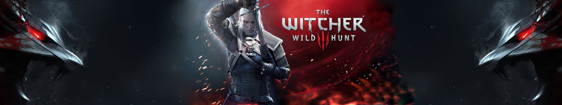 Photo free The Witcher, sword, monitor