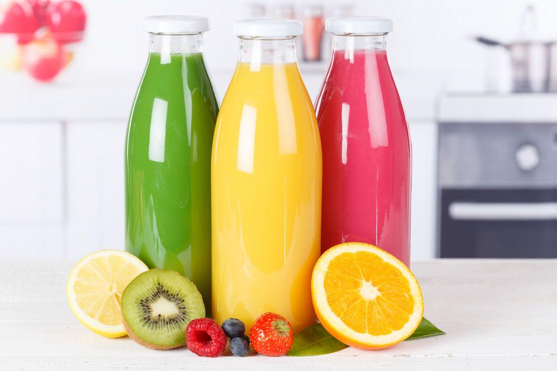Фото бесплатно напитки, сок, фреш, фрукты, напитки