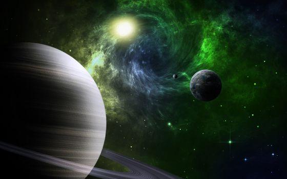 Фото бесплатно космос, космическое искусство, звезды