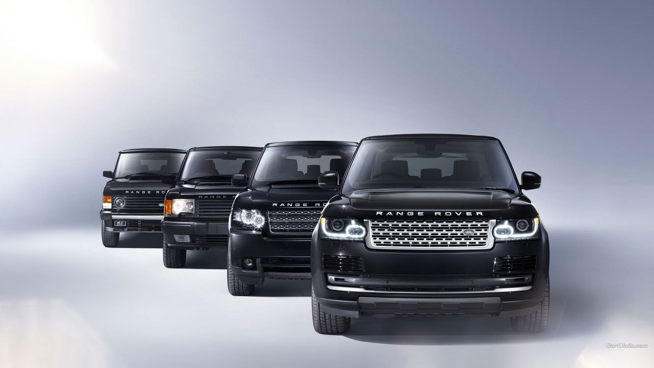 Photos for free Range Rover, generation, improvement - to the desktop