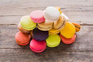 Фото бесплатно сладкое, печенье, крем