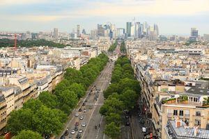 Фото бесплатно Париж, Франция, Paris, город, дороги, дома, здания