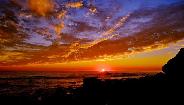 Photo free state Park SONOMA coast, seascape, water