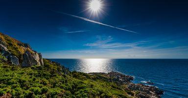 Фото бесплатно coastline, rocks, Kullaberg