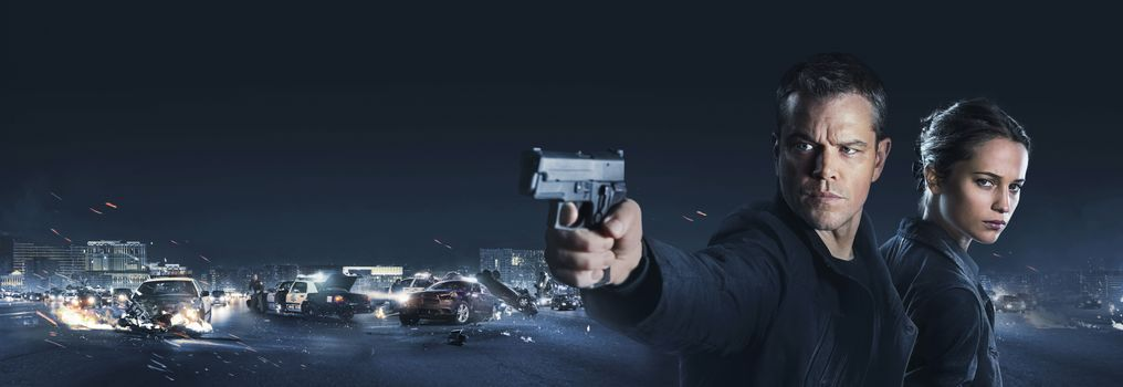 Photo free detective, action, banner