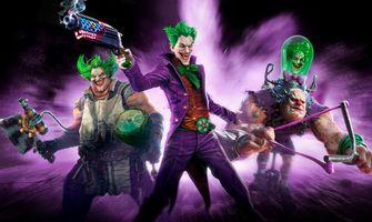 Заставки Infinite Crisis, игра, Joker
