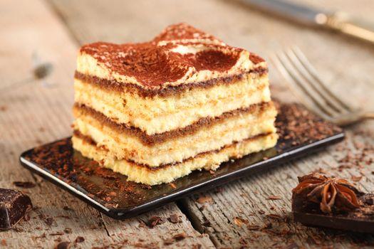 Фото бесплатно бисквит, торт, шоколад