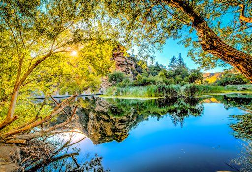 Photo free Malibu Sunset, Fine Art, Landscape photography