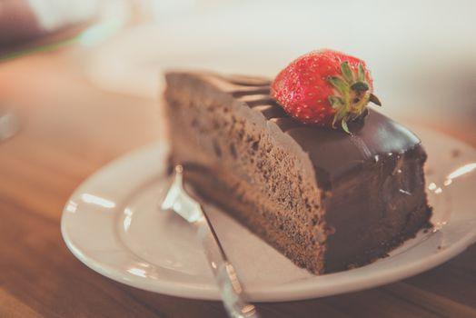 Фото бесплатно торт, шоколад, вкусно