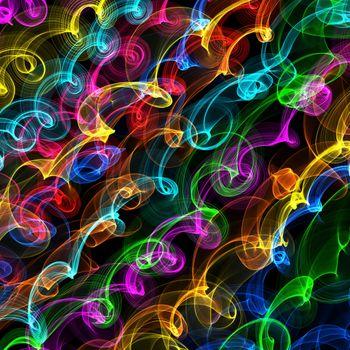 Photo free background, texture, color rendition