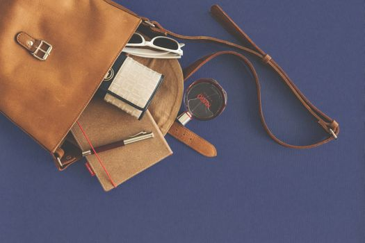 Photo free Notepad, leather, vintage