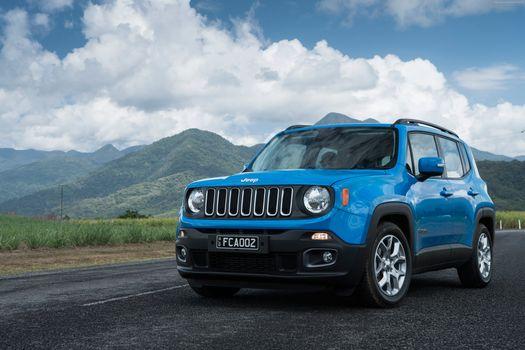 Jeep Renegade · бесплатное фото