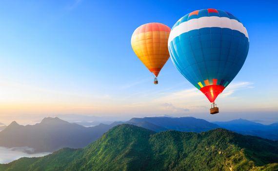 Freedom of Balloons · free photo
