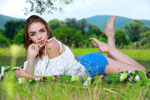 Фото бесплатно молодая, киска, агата анн