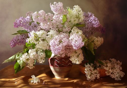 Photo free bouquet of lilac, lilac, flowers