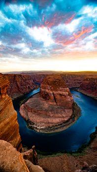 Заставки каньон, скала, каньон антилопы