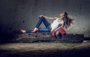 Фото бесплатно aynara S Gargantini, Woman, девушка