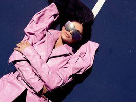 Кайли Дженнер в очках · бесплатное фото
